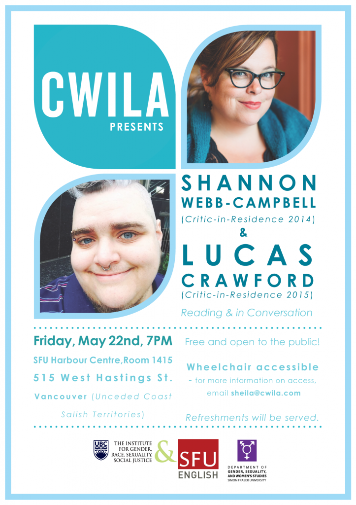 Lucas Crawford & Shannon Webb-Campbell